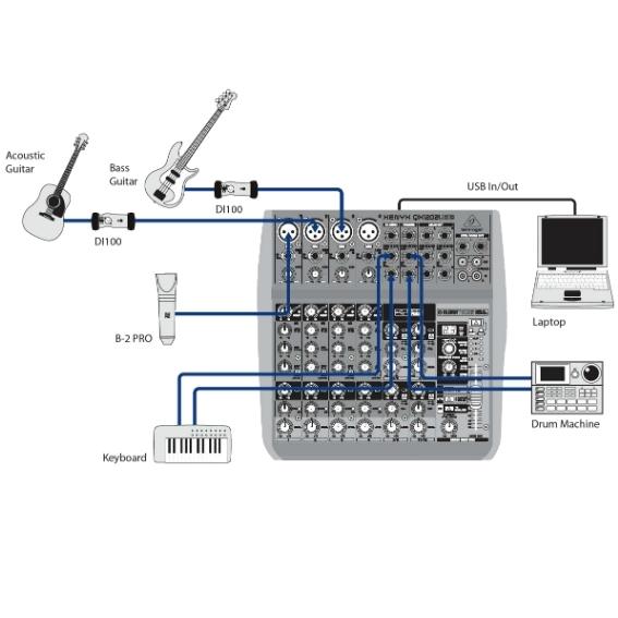 Q1202 USB