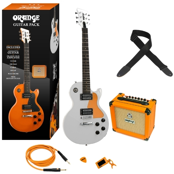 Oranage GUITARPACK-WHT