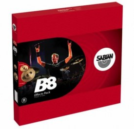45005 SABIAN B8 EFFECTS PACK