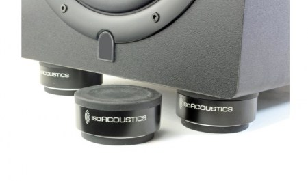IsoAcoustics Iso-Puck-2