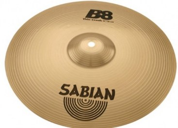 SABIAN B8 14 THIN CRASH