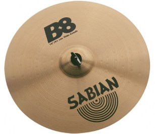 SABIAN B8 16 THIN CRASH