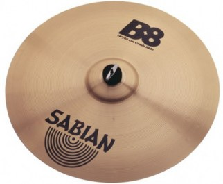 SABIAN B8 18 CRASH RIDE
