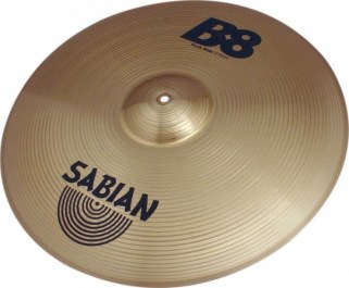 SABIAN B8 20 ROCK RIDE