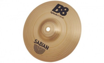 SABIAN B8 8 SPLASH