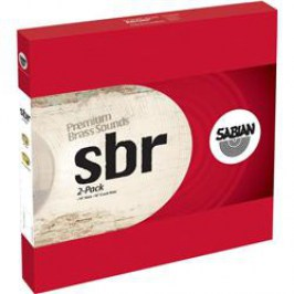 SABIAN SBR 2-PACK Set