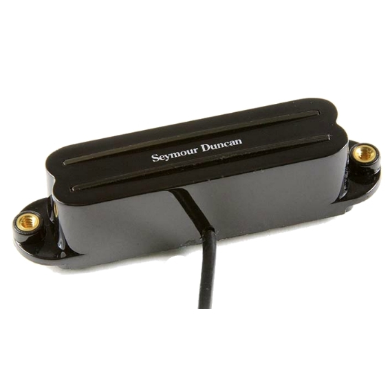 Звукосниматель Seymour Duncan 11205-01-B SHR-1n Hot Rails for Strat Blk